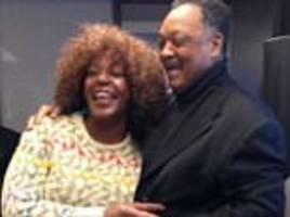 Danielle Young claims Jesse Jackson sexually harassed her