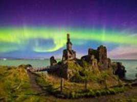 mother nature's light show dazzles britain