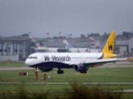 Monarch Airlines loses battle over 'valuable' runway slots