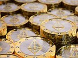 £200 million of virtual currency ether has been lost
