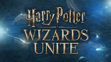 the team behind pokémon go are creating a harry potter game for smartphones