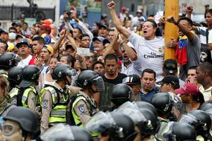 argentina's president wants the us to take a drastic measure against venezuela