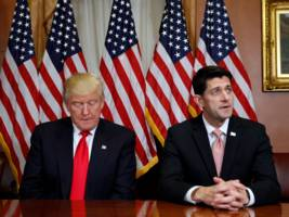 REPORT: Around 25% of Americans would have higher taxes under the GOP tax plan in 10 years