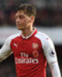 Arsenal to demand £30m for Mesut Ozil in January: Manchester United keen - EXCLUSIVE