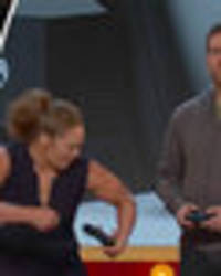 ronda rousey makes surprise return from exile – for hideously cringe xbox one x stunt