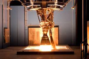 SpaceX rocket engine explodes during test at Texas facility