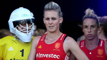 alex danson to continue england captaincy for next three hockey tournaments