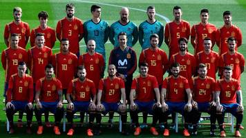 why is spain's world cup shirt controversial?