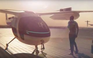 watch: uber's vision for flying cars revealed