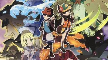pokémon ultra sun and ultra moon dataminers leak new, rare pokémon