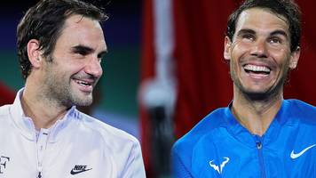 ATP World Tour Finals: Rafael Nadal to play Goffin; Roger Federer opens against Sock
