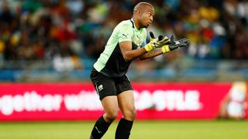 2018 world cup: itumeleng khune boost for south africa