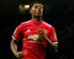 'special talent' rashford tipped for the top by man utd colleague young