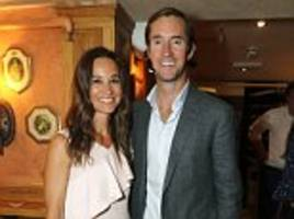 work begins on extension to pippa and james' £17m mansion