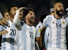lionel messi vows to walk 68km if argentina win world cup