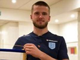 tottenham's eric dier to captain england against germany