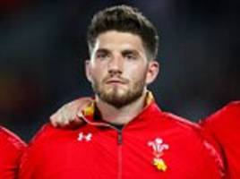 wales opt for owen williams at centre for australia clash