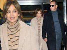 jennifer lopez can barely muster a smile with a-rod