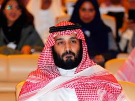 saudi arabia has detained more than 200 people in an anti-corruption purge that touched $100 billion