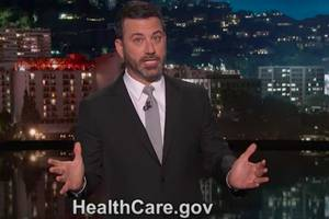 jimmy kimmel heaps praise on 'trumpcare' – which is still just unrepealed obamacare (video)
