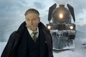 'Murder on the Orient Express' Movie Review: Kenneth Branagh Only Has Eyes for Himself