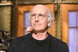 so what if larry david joked about concentration camps on 'snl'? get over it (guest blog)