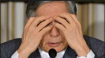 Global Markets Stumble, Spooked By Japanese Stock Fireworks