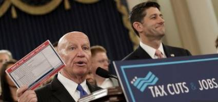 Goldman Still Sees 65% Chance Of Tax Reform Passing; Expects Senate To Make These Changes...