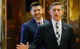 michael flynn reportedly worried about flynn jr. in special counsel probe