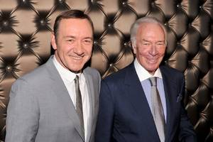 Kevin Spacey replaced by Christopher Plummer in Ridley Scott's J Paul Getty thriller