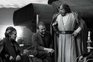 Star Wars is getting an all-new trilogy from Rian Johnson