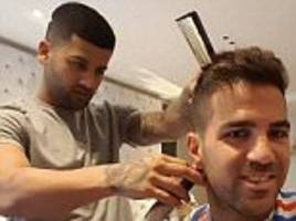 chelsea 'ban barber ahmed alsanawi from training ground'