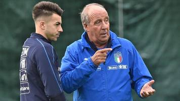Italy face striker troubles before Sweden game