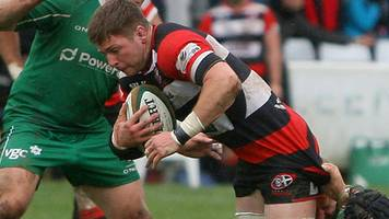Chris Morgan: Cornish Pirates captain could return by end of 2017