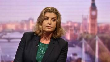 who is penny mordaunt?