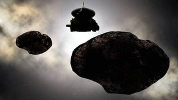 nasa bravely invites public to name new horizons' flyby target