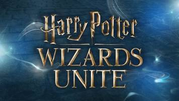 wands at the ready! 'harry potter' is getting an ar mobile game