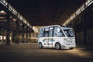 Las Vegas' self driving bus only needed 2 hours to prove human drivers suck
