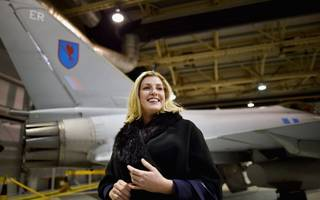 penny mordaunt named international development secretary