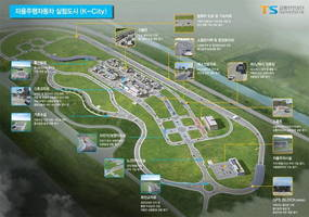 "South Korea Built a ""City"" to Test Self-Driving Cars"