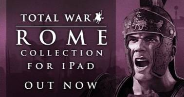 ROME: Total War Collection Bundle Out Now for iPad, Ported by Feral Interactive