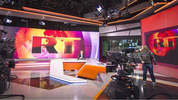 Russia targets US media in row over RT registration