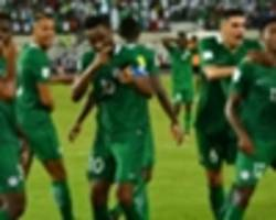 'unbeaten run intact' – twitter reacts as algeria hold nigeria