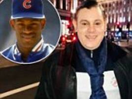 sammy sosa dabs in london with white skin
