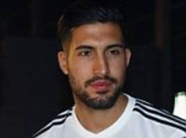 emre can boasts germany have a wealth of young players