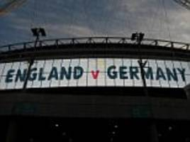 England vs Germany LIVE plus Italy vs Sweden WC play-off