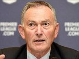 Premier League chief Scudamore: more must be done for LGBT
