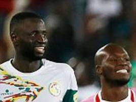 South Africa 0-2 Senegal: Visitors qualify for World Cup