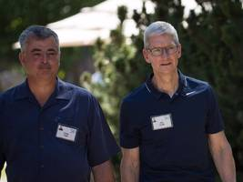 Apple reiterated its commitment to diversity — but it made little progress in the last year and is still predominantly white and male (AAPL)