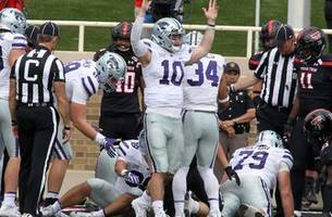 K-State hosts West Virginia with usual uncertainty about QB